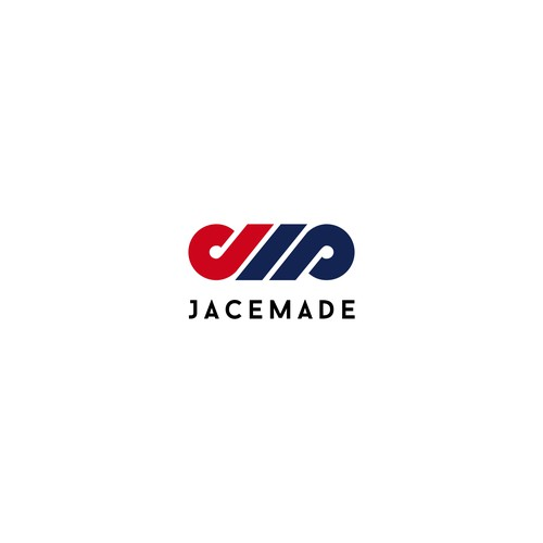 Activewear logo with the title 'JACEMADE'
