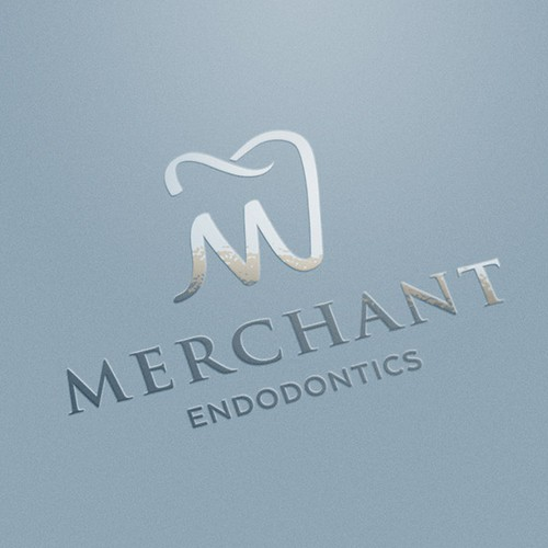 Brand with the title 'Logo for Endodontics practice'