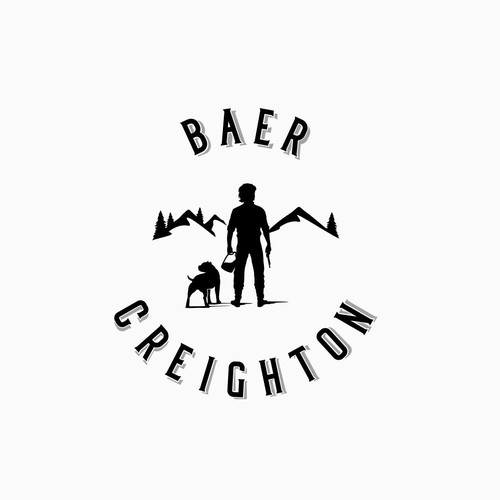 Outlaw logo with the title 'Baer Creighton'