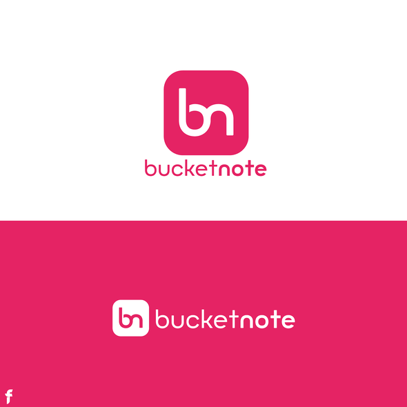 Bucket logo with the title 'iOS App, Android App and Website'