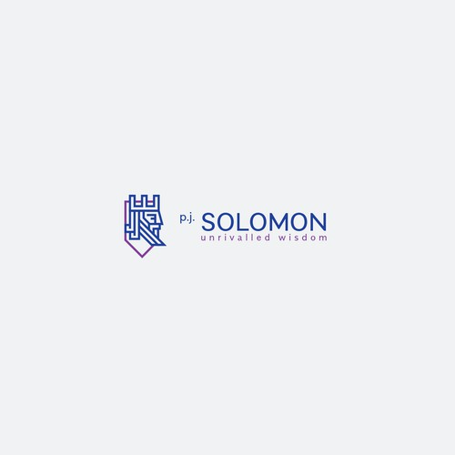 Purple brand with the title 'SOLOMON'