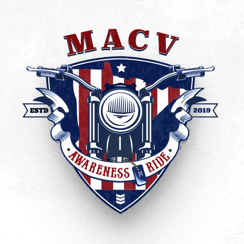 American design with the title 'MACV'