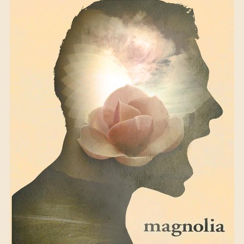 Magnolia design with the title 'Magnolia Poster'