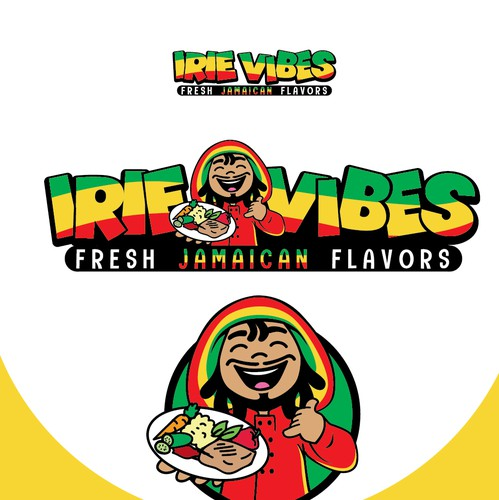 Toon logo with the title 'Jamaican Restorant '