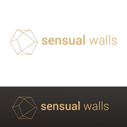 Sensual design with the title 'An elegant logo for an home decor business'