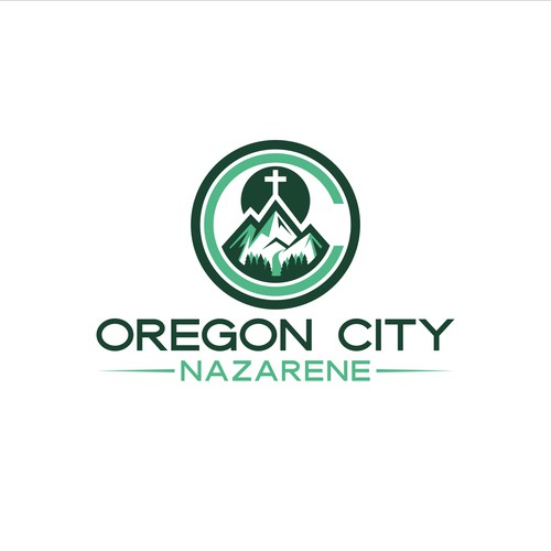 Valley logo with the title 'Oregon City Nazarene'