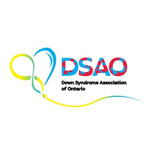 Organization brand with the title 'Logo - DSAO'