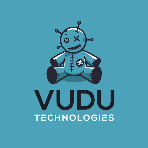 Voodoo design with the title 'Vudu Technologies'