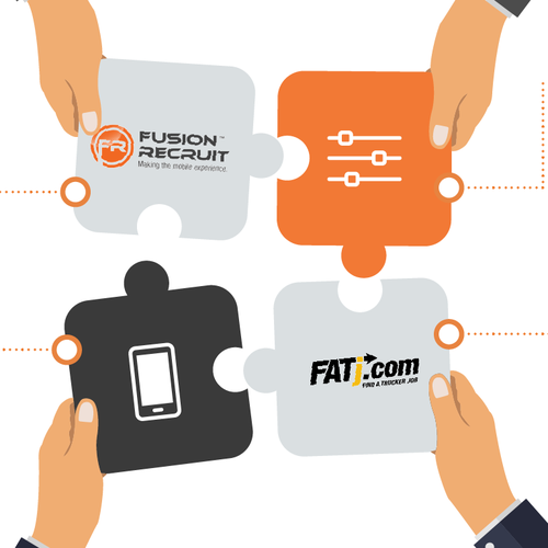 Company artwork with the title 'Infographic FATJ'