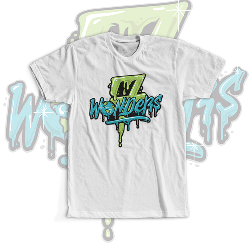 Environment t-shirt with the title '7 Wonders '