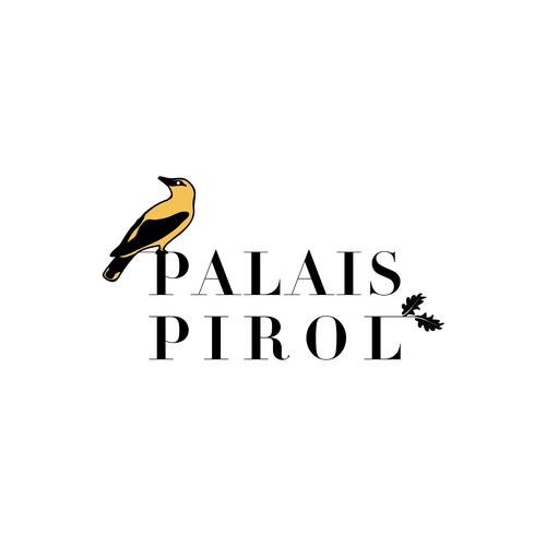 Accommodation logo with the title 'Palais Pirol'
