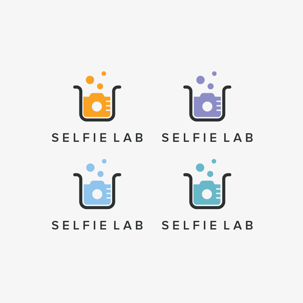 Selfie logo with the title 'Selfie Lab'