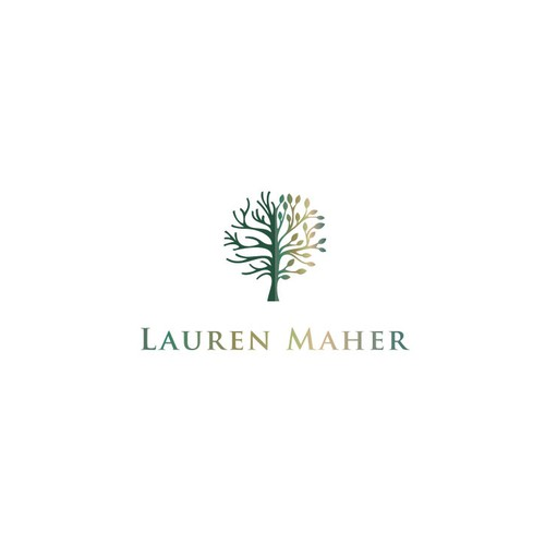 Therapy logo with the title 'Logo for Lauren Maher'