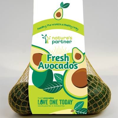Packaging Design for Natures Partner
