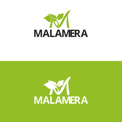 Food store logo with the title 'Logo for Malamera grocers'