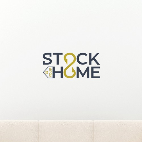 Home design logo with the title 'home design '