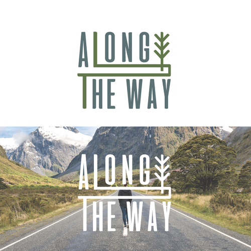 Way logo with the title 'Along The Way'