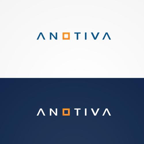 Orange design with the title 'Anotiva LLC'