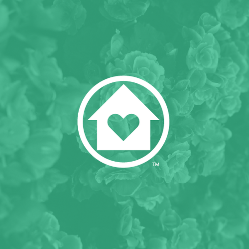 Love logo with the title 'Home By Zen'