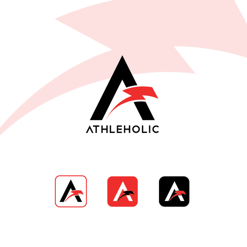 Directory design with the title 'Athleholic'