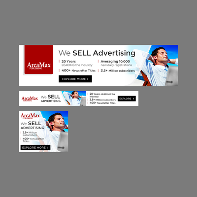 Banner Ad for ArcaMax Publishing