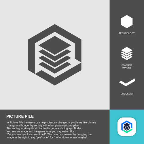 Stack logo with the title 'Picture Pile'