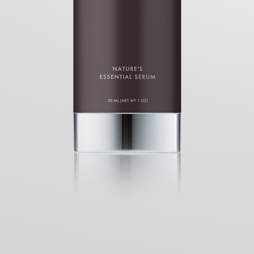 Serum packaging with the title 'Swiss Botany Nature's Essential Serum'