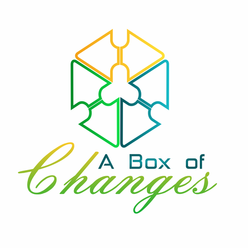Change logo with the title 'Changing Box'