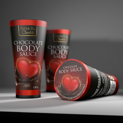 Elegant package design for erotic product