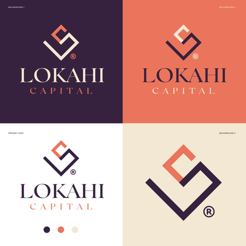 L design with the title 'Lokahi'