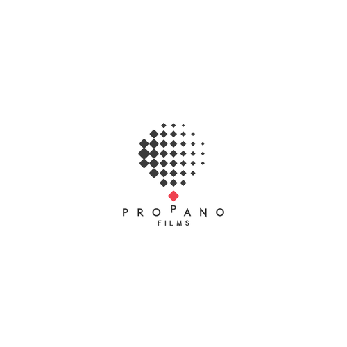 Production house logo with the title 'Propano Films'