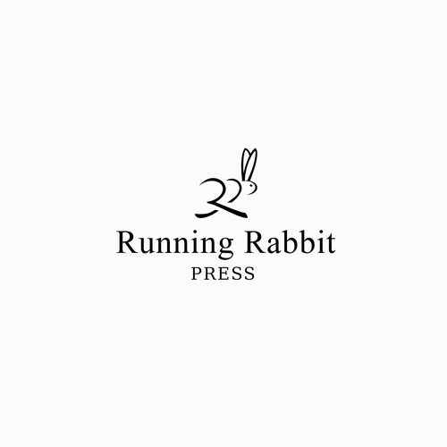 Press logo with the title 'Logo for small publishing company'