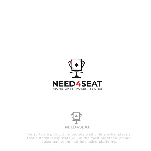 Number 4 logo with the title 'NEED4SEAT'