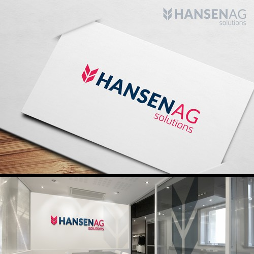 Agriculture brand with the title 'Clean Logo for an Hi-Tech Advanced Manufacturing Facility'