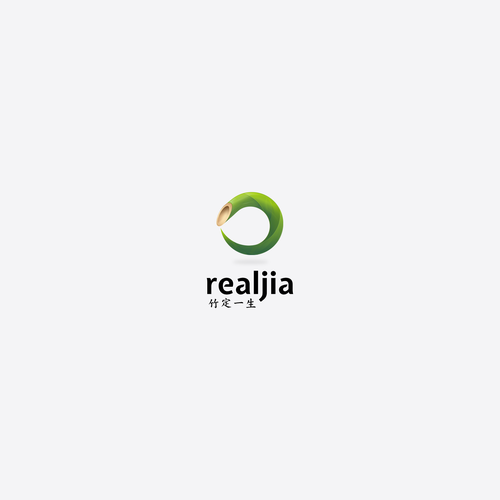 Focus design with the title 'RealJia is the platform for Future Materials - Help us create the international image for this!'