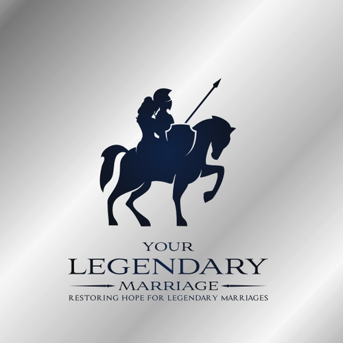 Spartan logo with the title 'Warrior Knight Horse'