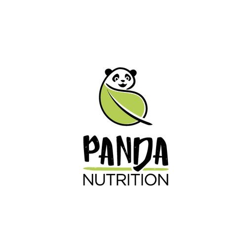Aspen logo with the title 'Natural Panda logo'