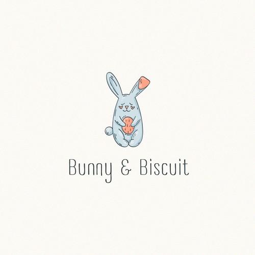 Sweet treat logo with the title 'Handmade pet treats'