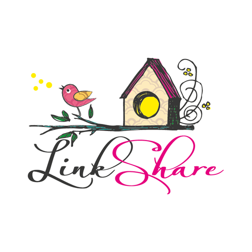 Boutique design with the title 'cute singing bird and house logo'