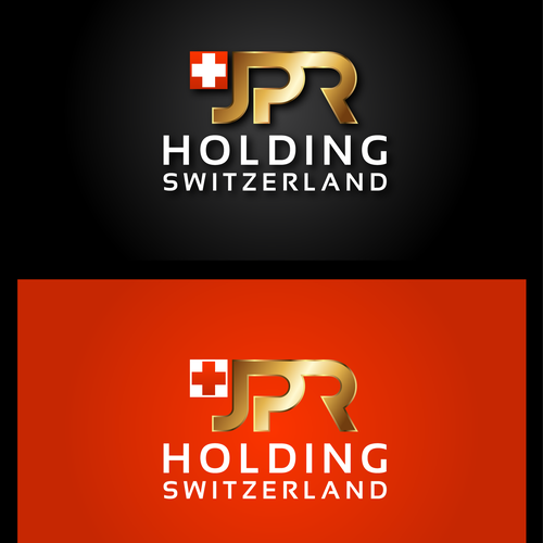 Swiss design with the title 'Simple Swiss Logo'