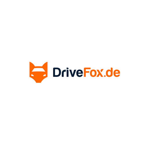 Driving logo with the title 'DRIVEFOX'