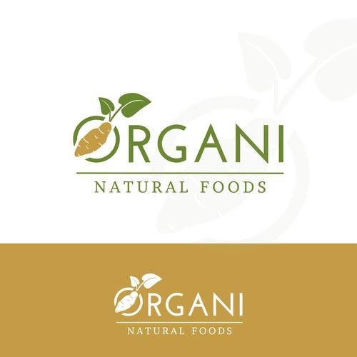 Potato design with the title 'Logo for sweet potato produtcs manufacturer'
