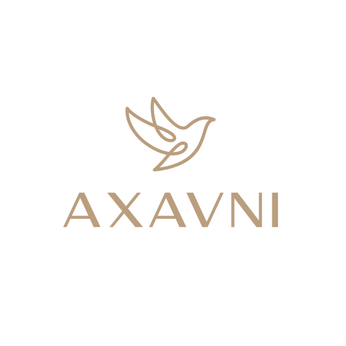 Intimate design with the title 'AXAVNI'