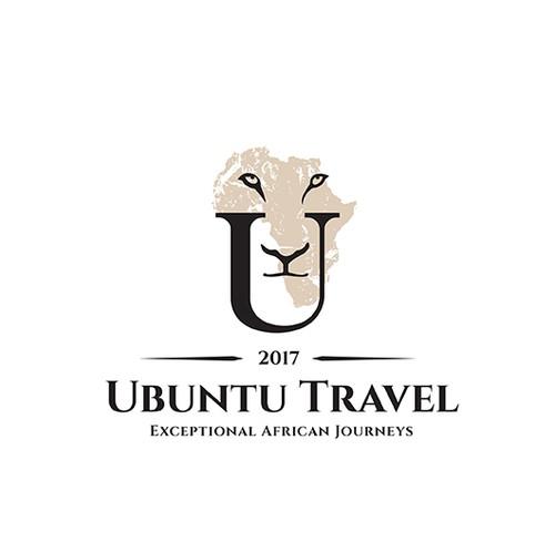 Safari logo with the title 'Ubuntu Travel'
