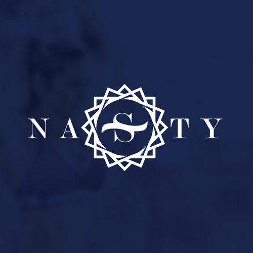 Serif logo with the title 'Nasty'