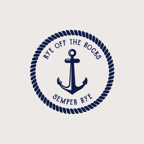 Rope logo with the title 'Hip & Vintage Blend Logo design Concept for a Lifestyle Brand'