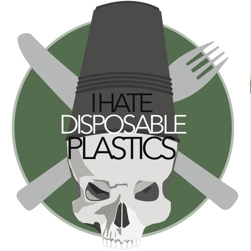 Pirate brand with the title 'logo for environmental statement'