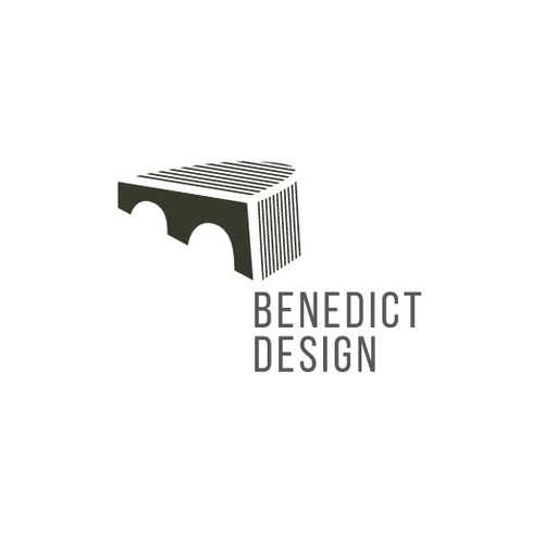 Architect brand with the title 'Bold logo for vanguardist architect'