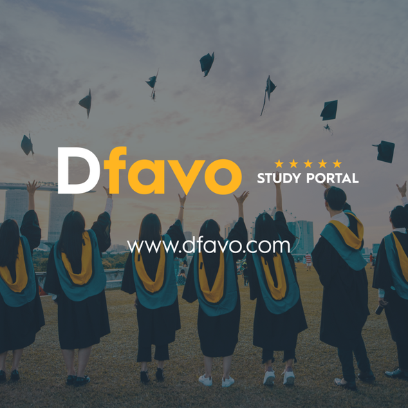 Yellow brand with the title 'Dfavo'