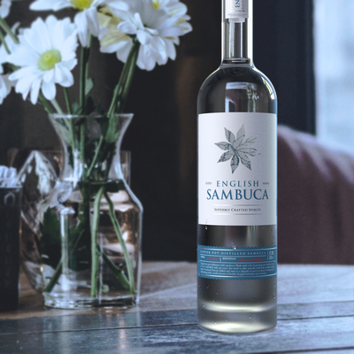 Design and 3D-visualization for Superbly Crafted Sambuca